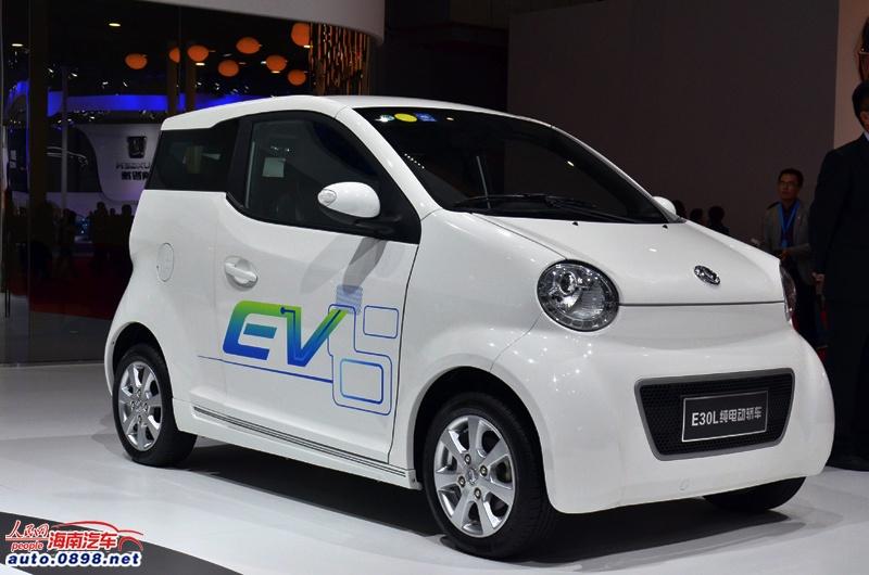 EA 5型电动轿车