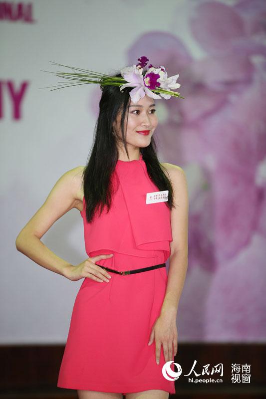 Miss World China 2015 Yuan Lu
