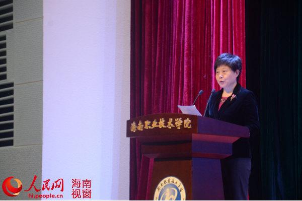 海南省职业院校2016年技能大赛在海职院开幕