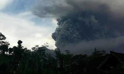 巴厘岛火山或随时大规模喷发 近期暂勿前往