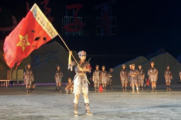 《红色娘子军》12日晚三亚试演 致敬革命经典