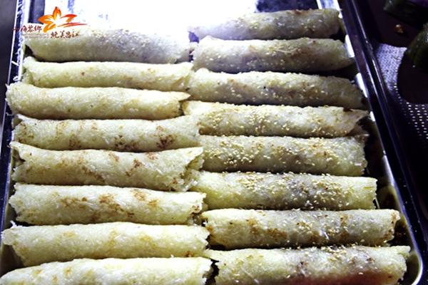 昌江�e�k美食商品市集特色美食引�肀�多游客