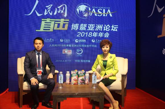 土巴兔王国彬:对未来的中国经济和创业环境充满期待
