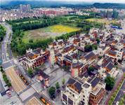 北川新县城:生态羌城 幸福新生