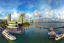 海口华彩・杰鹏游艇会开业 打造游艇消费旅游目的地