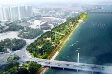 陵水启动首个海绵城市建设项目