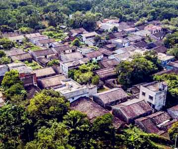 海口涌潭村:850多年历史文化古村藏深闺