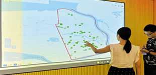 海口创新基层社区治理:科技进社区 社区更宜居