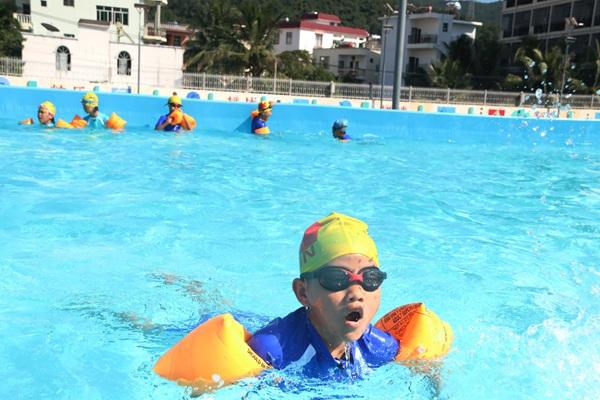 防溺水懂发展吉阳区学校局把泳池搬进教科开赛艇救生的树状图