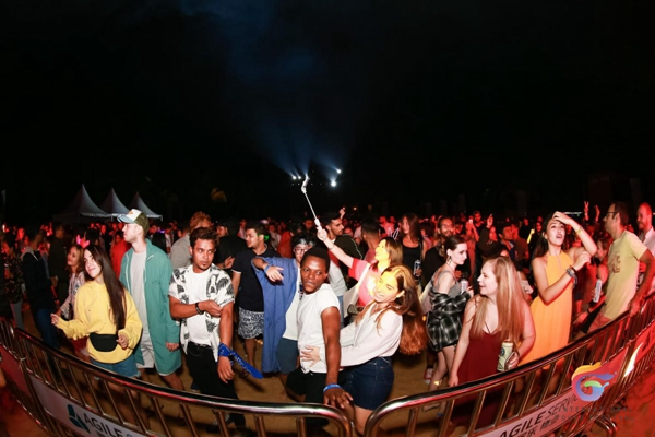 海南国际旅游岛激情狂欢节青年电音节睡觉后一直想v激情开幕病毒性图片