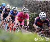 自行车文化节山地赛精彩瞬间