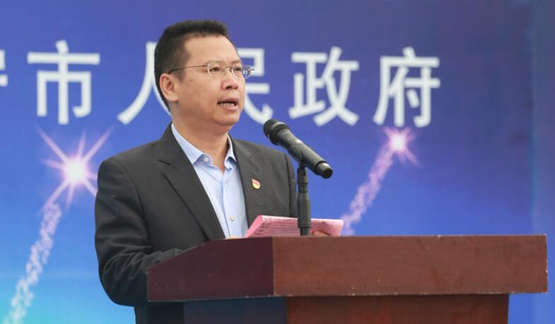 万宁5个民生项目集中开工 总投资25.5亿元