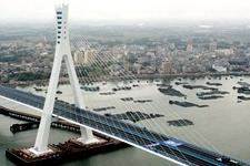 海文大桥正式通车