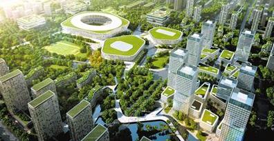 """三亚国际体育产业园项目启动将成""""打卡""""圣地"""