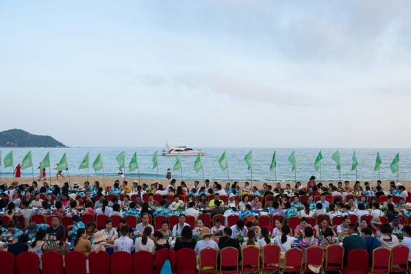 大型會議團為分界洲島旅游增亮點