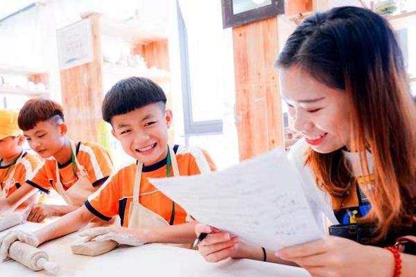 2019海南南部地域逆境(留守)儿童夏令营三亚开营