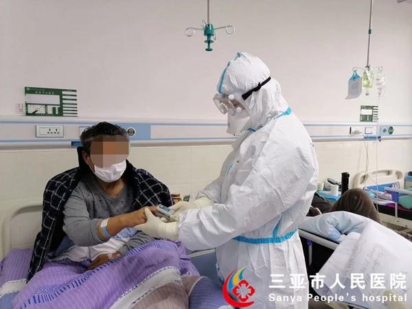 """【战""""疫""""日记】三亚市人民医院"""