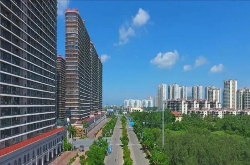 东方绿化美化靓化城市提升群众幸福指数