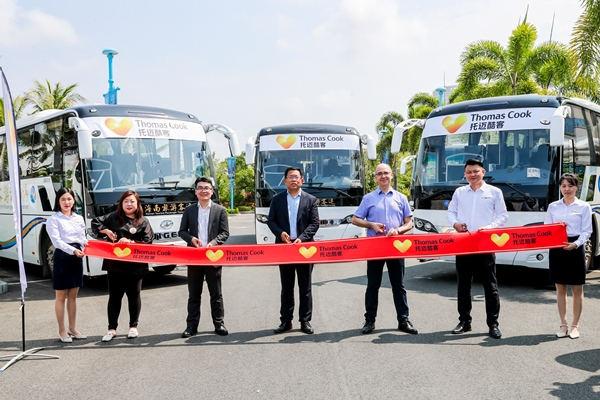三亚旅游目的地管理公司正式在三亚海棠区开业运营