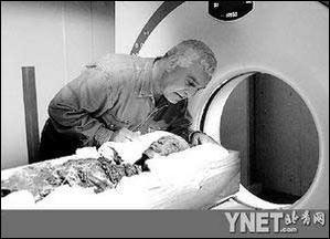 埃及法老图坦卡门死因有新说 死于受伤感染图片