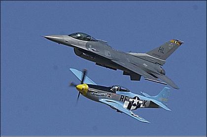 新一代作战飞机如何飞