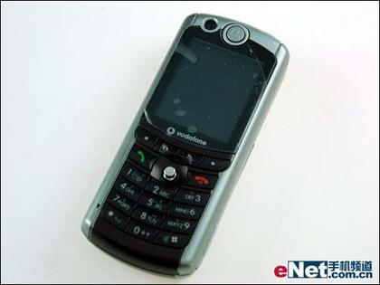 图为:摩托罗拉E770手机-时尚音乐机,摩托直板E770不到一千图片