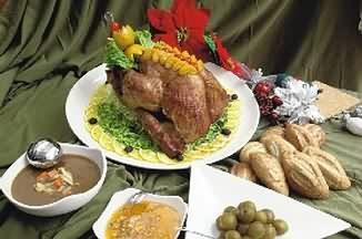 圣诞节吃的食物-西方饮食文化 圣诞吃火鸡的由来  圣诞吃火鸡的由来