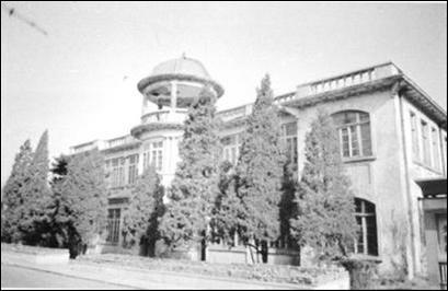 当年大亨铁工厂办公楼