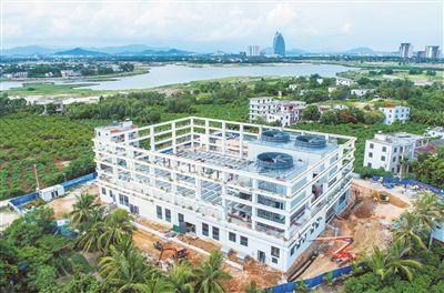 三亚海棠湾能源综合利用项目将投用