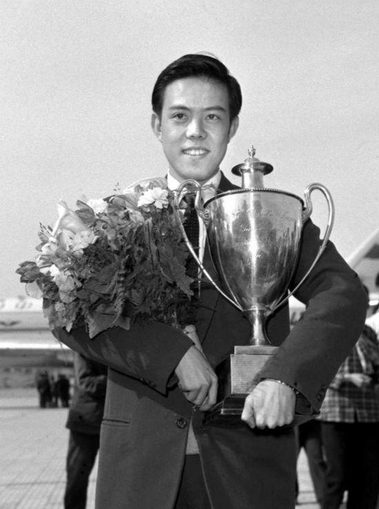 中国第一位乒乓球世界冠军,从这里走出!